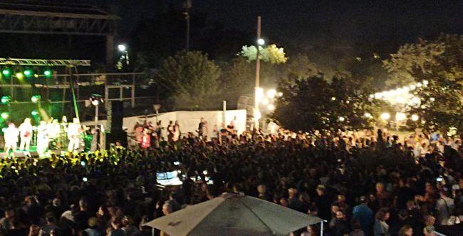 אלפים בפסטיבל 'בירה במדבר' בתקוע
