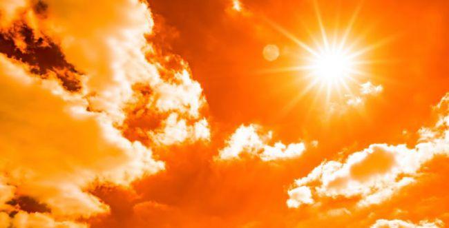 """חום קיצוני; לקראת סופ""""ש בוער: תחזית מזג אוויר לסופ""""ש"""