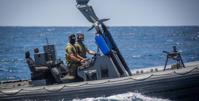 היום בהיסטוריה: ה' באב - הפשיטה על האי גרין