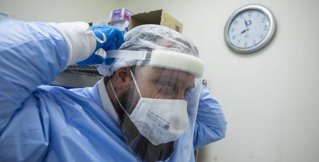 יותר מ-100 חולים קשים; 26%  מהם לא מחוסנים