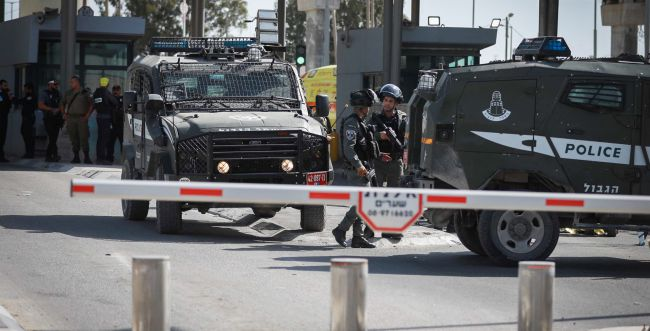 """ח""""כ לשעבר עוכב במחסום בחשד להכנסת שב""""ח"""