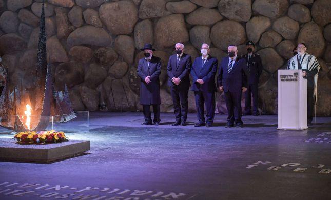 """נשיא גרמניה ביד ושם: """"אזכור את הרגע המרגש"""""""