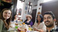 אוכל, חדשות האוכל יוזמה: סטודנטים ואזרחים ותיקים נפגשים על חריימה