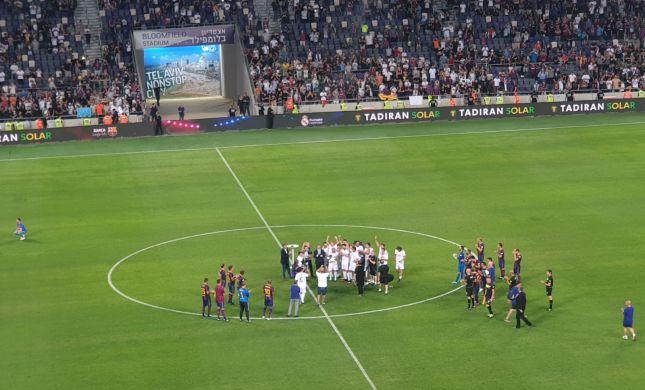 אגדות: 3-2 מטורף לריאל על ברצלונה בבלומפילד!