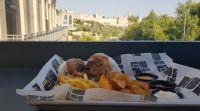 אוכל, חדשות האוכל בורגר מול החומות| דיינר אמריקאי בלב ירושלים