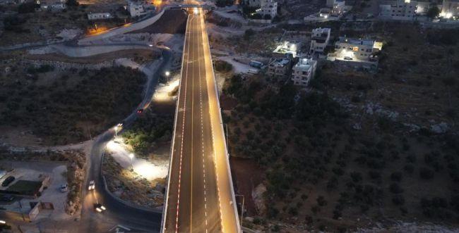 החלק הראשון של 'הכביש האמריקאי' נפתח לתנועה