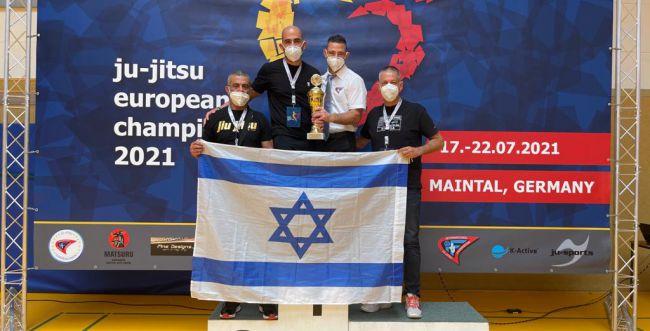 הישג ענק: 10 מדליות לנבחרת ישראל בג'וג'יסטו