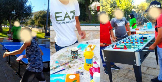חופש בירושלים: אוהל לצעירים 'ללא מסגרת'