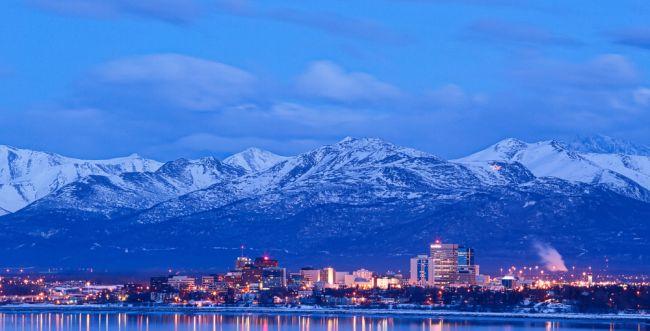 רעידת אדמה בעוצמה 8.2 הורגשה באלסקה
