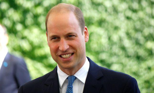 הנסיך וויליאם לנבחרת: תביאו את הגביע הביתה