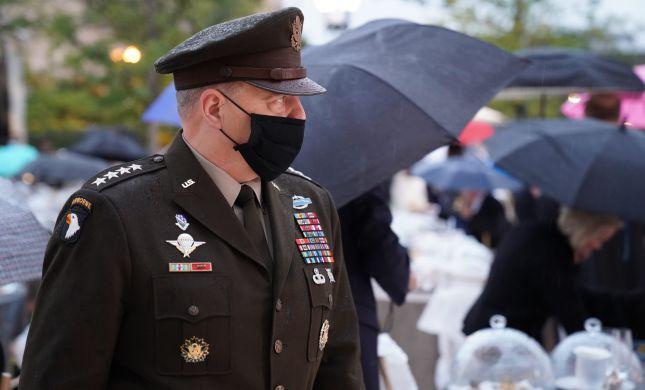 קצינים בכירים התכוננו לניסיון הפיכה של טראמפ