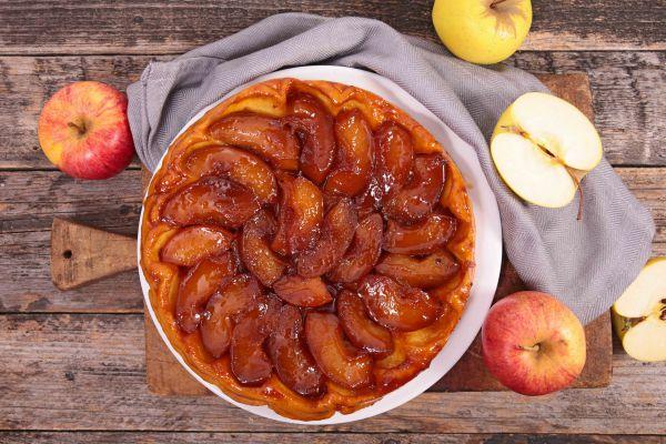 קינוח מסימני ראש השנה: מתכון לטארט טאטן תפוחים