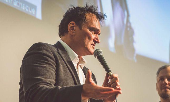 מיוחד: טרנטינו במחווה לישראלים בפסטיבל הקולנוע בירושלים