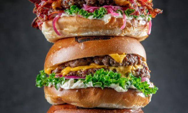 צ'יזבורגר כשר, והכי טעים שיש | ההמבורגר של שגב