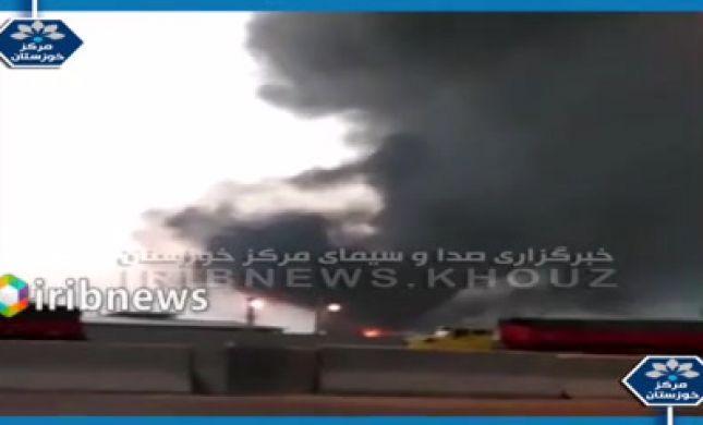 פיצוץ נוסף במפעל פטרוכימי באיראן