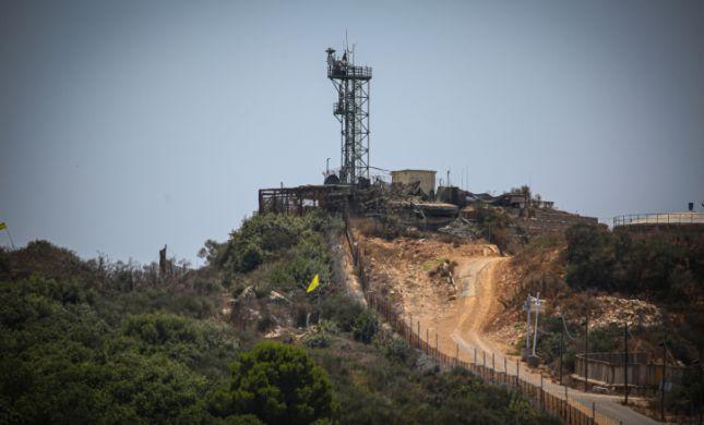 """אזעקות ויירוטים בצפון; צה""""ל תוקף בלבנון"""