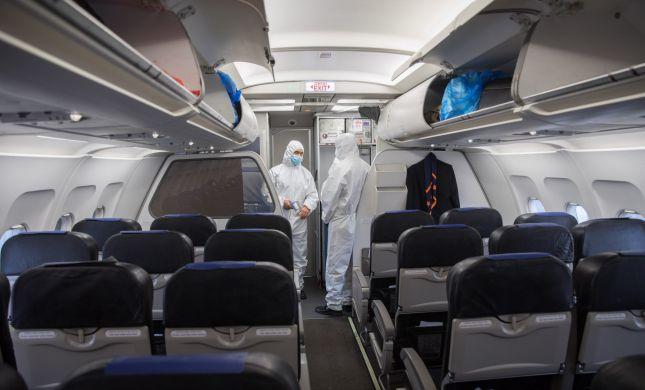 """23 נוסעים לארה""""ב נתפסו עם בדיקות קורונה מזויפות"""