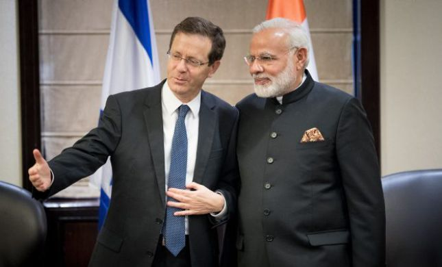 """בישראל מברכים את הודו: """"הברית חזקה מאי פעם"""""""