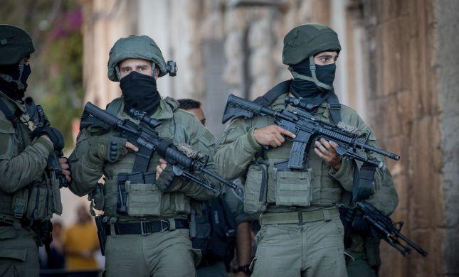 תקרית חריגה בג'נין: אש נורתה לעבר כוחותינו