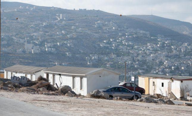 """דרישה לכינוס מיוחד של הכנסת על הבנייה ביו""""ש"""