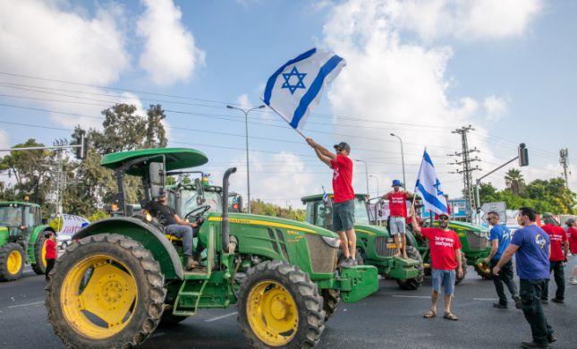 למרות המחאות: הרפורמה בחקלאות עברה