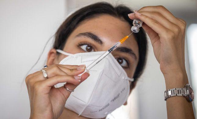 מתחילים בחיסונים של אסטרהזניקה | כל הפרטים