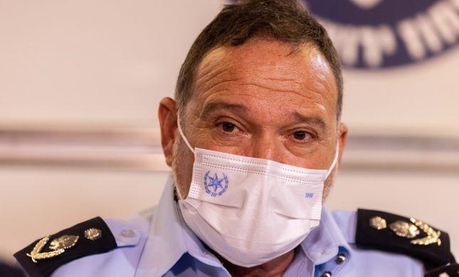 """המפכ""""ל: על הערכים של בראל נמשיך לחנך שוטרים"""