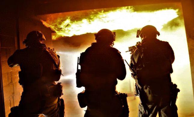 """מחבלים השליכו מטענים לעבר לוחמי ימ""""מ בג'נין"""