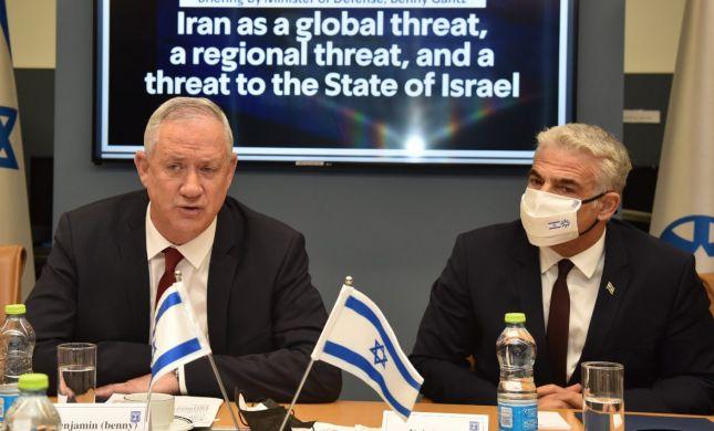 לפיד וגנץ חשפו את הבכיר האיראני האחראי לתקיפה