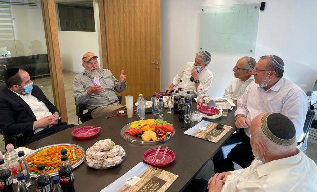 בהשתתפות שרים לשעבר: הוקם ועד להגנה על הר הזיתים