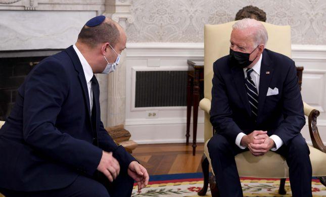 בנט: איראן הנושא המרכזי, הזמנתי את ביידן לארץ