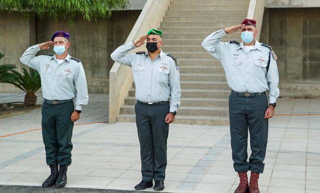 כבוד למגזר: מפקד סרוג חדש לבית הספר לקצינים