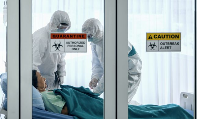 """ארה""""ב: מעל 1,000 מתים אתמול מקורונה"""