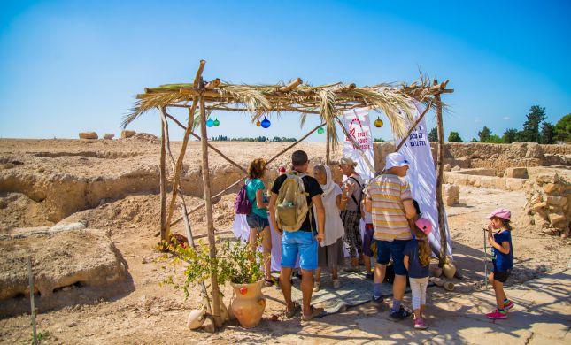 צאו לטייל: שלל פעילויות בטבע לכבוד חג הסוכות