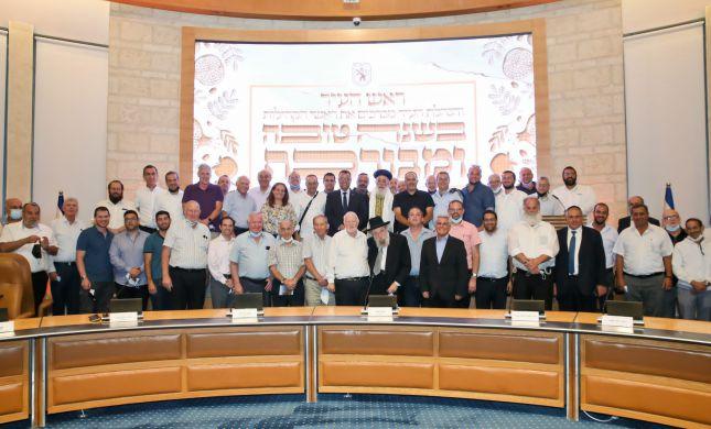 בירושלים נערכים: תו ירוק ותפילות בשטחים פתוחים