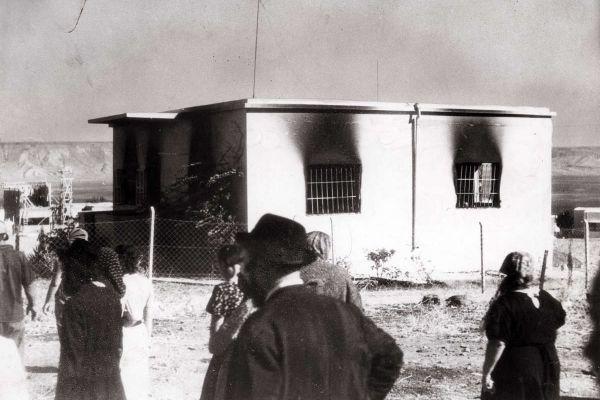 היום בהיסטוריה: הערבים טובחים בתושבי טבריה