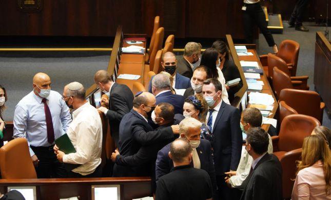 התקציב חשף את הקרע האמיתי בתוך הקואליציה