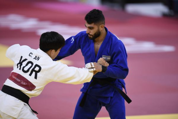 עונש כבד לג'ודוקא שהחרים את ישראל באולימפיאדה