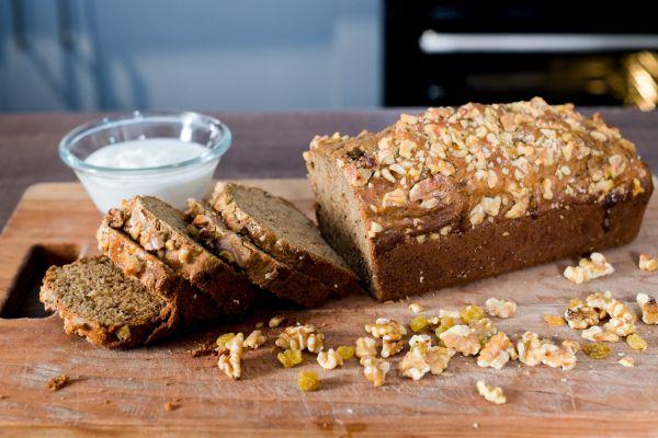 מתכון בריאות מנצח: לחם בננה מועשר בחלבון