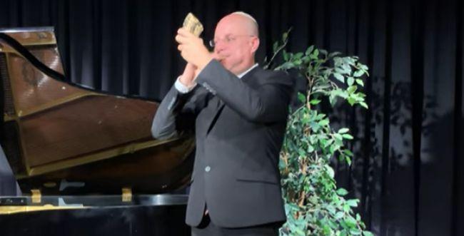 אמן השופר בשיר חדש לכבוד ראש השנה