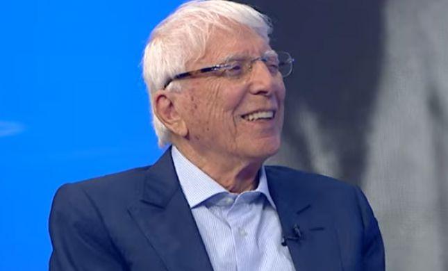 צפו: הראיון האחרון של השר לשעבר אהרון אבוחצירא