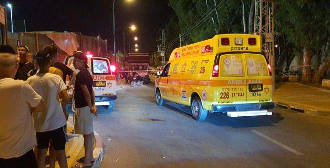רצח בנתניה: בן 35 נדקר למוות באירוע אלימות