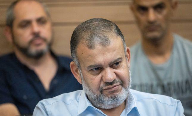 """חמאס גינה; הח""""כ הערבי מיהר להבהיר את דבריו"""