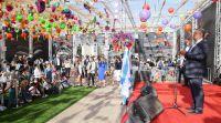 מבזקים, מופע, תרבות רבבות בסוכתו של משה ליאון בכיכר ספרא