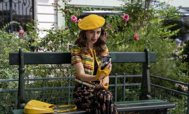 הסטייל חוזר: הצצה לעונה החדשה של 'אמילי בפריז'