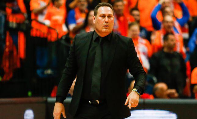 גיא גודס מונה למאמן נבחרת הכדורסל