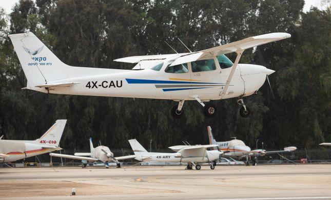 דיווח ביוון: זוג ישראלים נהרג בהתרסקות מטוס קל