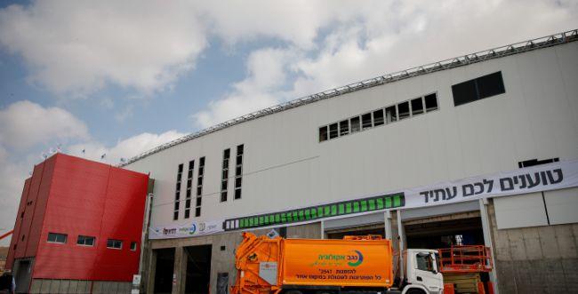 כ-56 אלף טונות צמיגים ממוחזרים בישראל בשנה