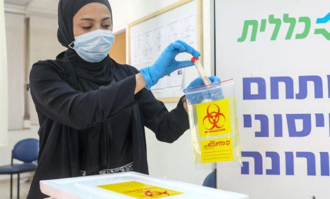 ממקד מאמצים: בנט יבקר במתחם חיסונים בעיר ערבית