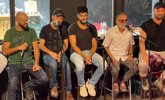 צפו: דוד ד'אור וחברים בחזרות למופע סליחות